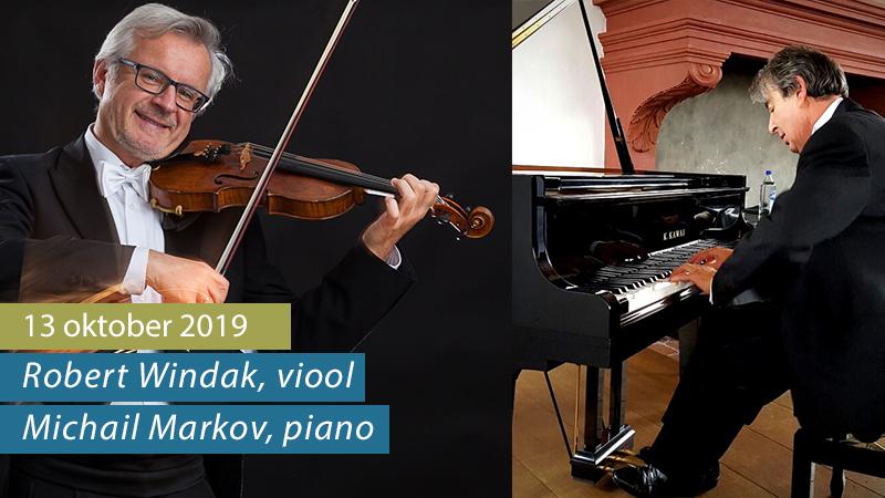 Robert Windak en Michail Markov