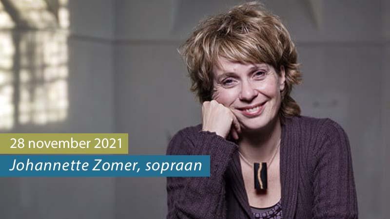 Johannette Zomer